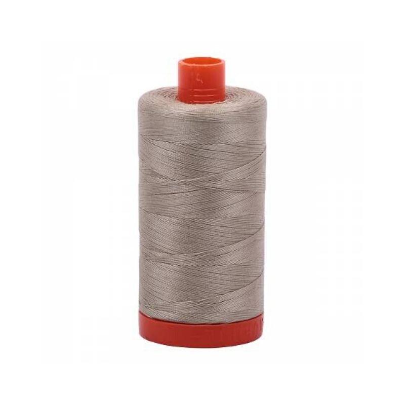 Aurifil Cotton Mako' 50 - 2324 - Stone