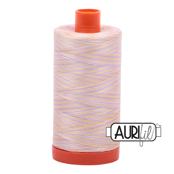 Aurifil Cotton Mako' 50 - 4651 - Sunrise