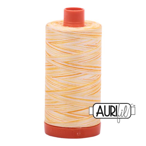Aurifil Cotton Mako' 50 - 4658 - Limoni di Monterosso