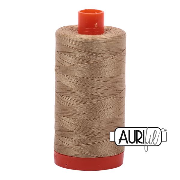 Aurifil Cotton Mako' 50 - 5010 Beige
