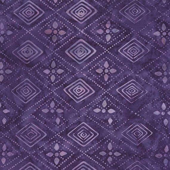 Tonga Batik - Pansy