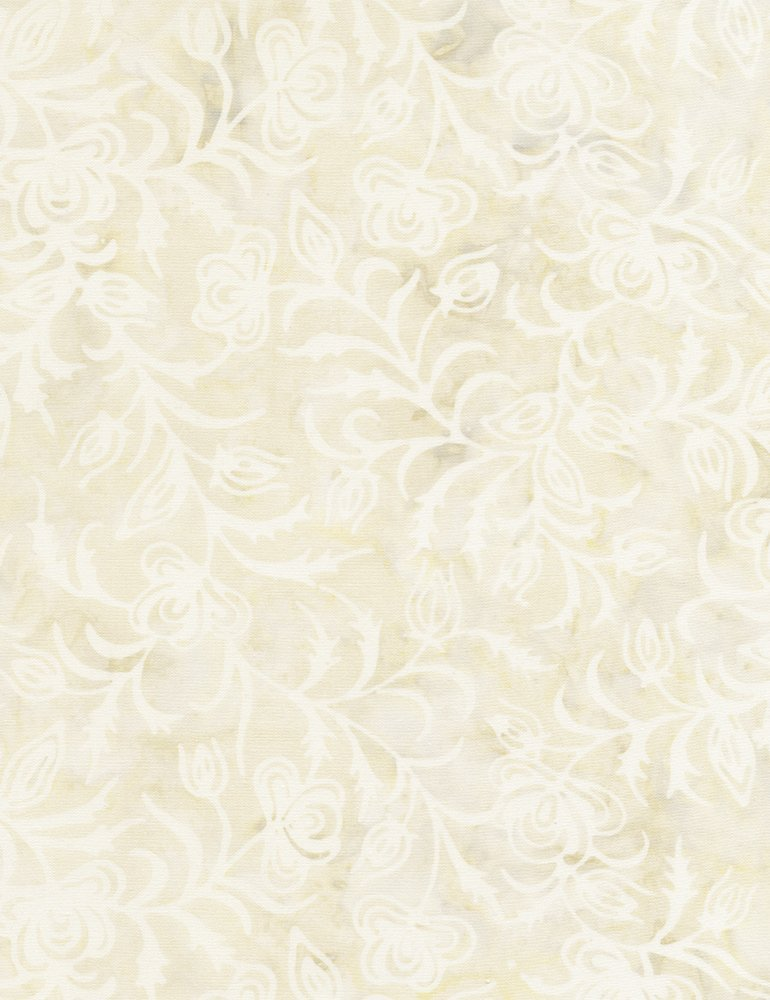 Tonga Batiks - Swirls - Pearl