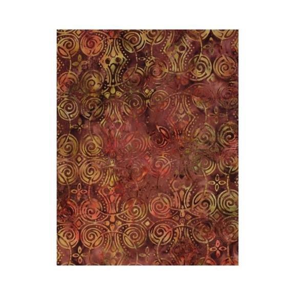 Anthology Batik - Golden Circles