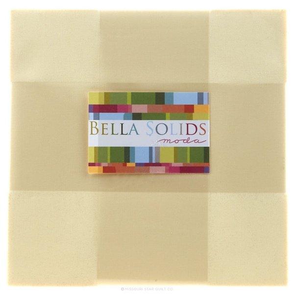 Bella Solids Layer Cake - Natural