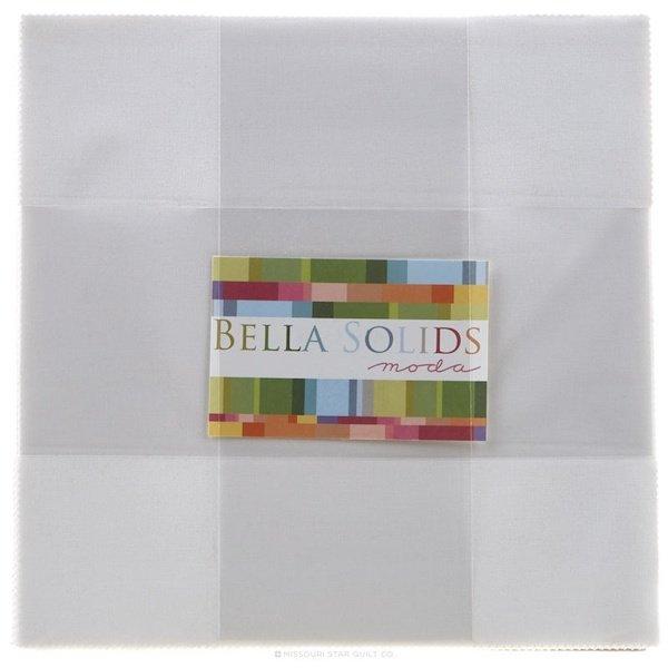 Bella Solids Layer Cake - White