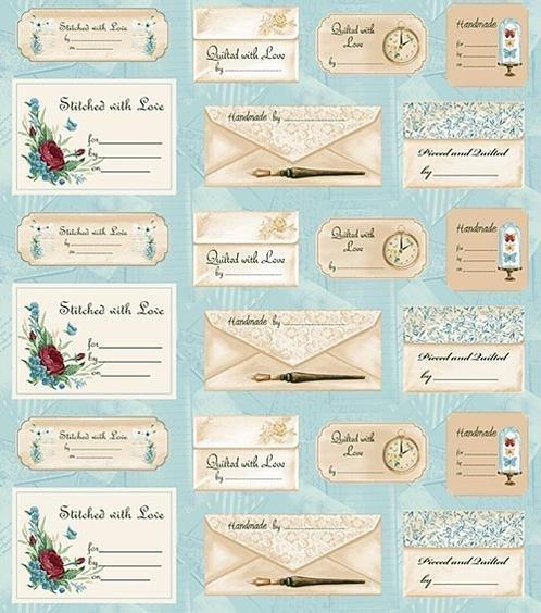 Bookshop by Danielle Murray - 14 Quilt Labels