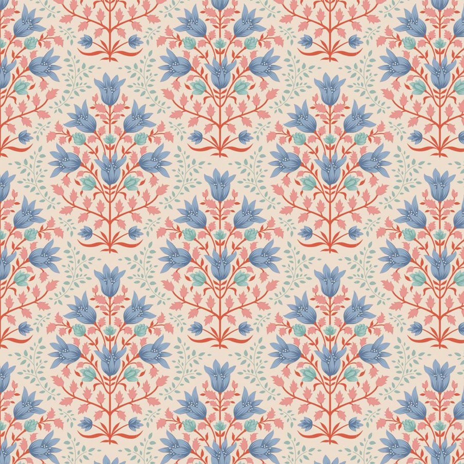Tilda - Windy Days - Breeze Floral Blue