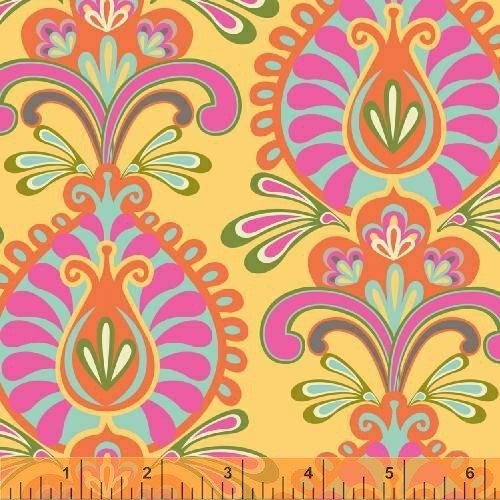 Cabana Blooms - Paisley