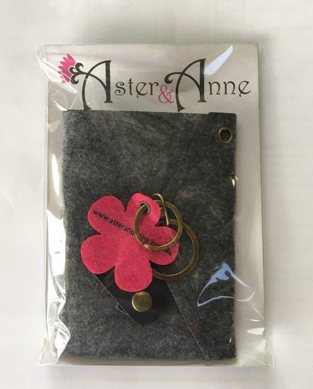 Aster + Anne Cardholder/ Needle Case Kit