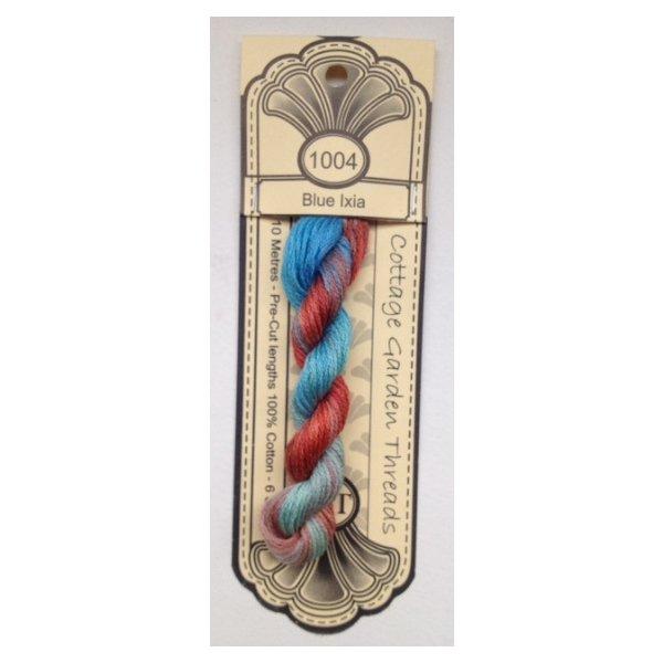 Cottage Garden Threads - 1004 - Blue Ixia