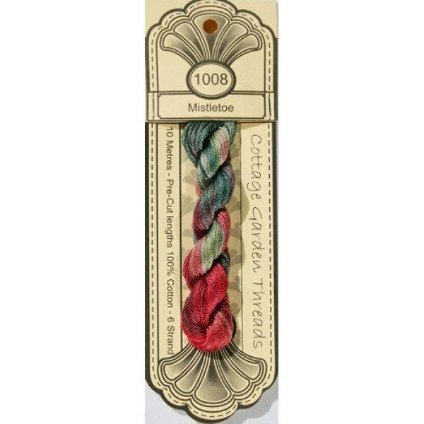 Cottage Garden Threads - 1008 - Mistletoe
