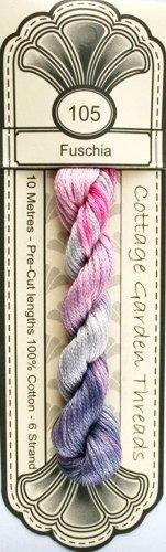 Cottage Garden Threads - 105 - Fuschia
