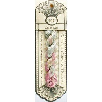 Cottage Garden Threads - 107 - China Doll
