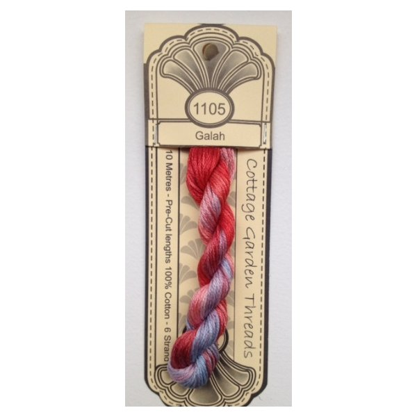 Cottage Garden Threads - 1105 - Galah