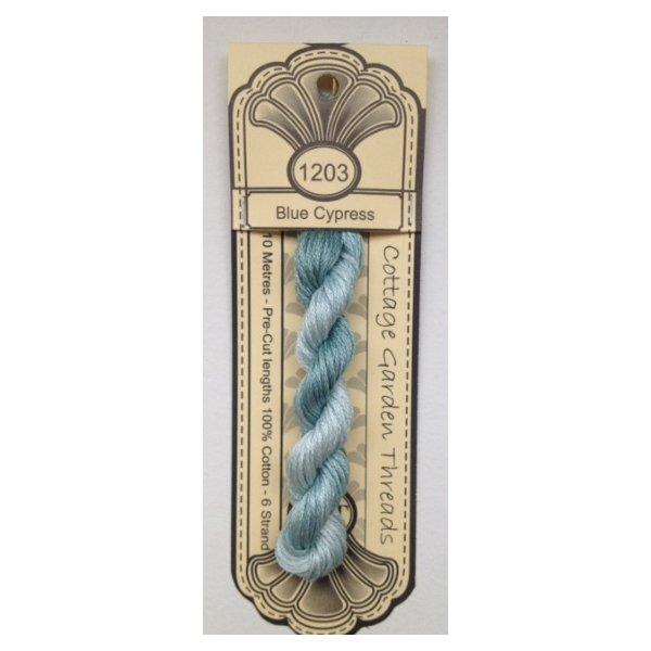 Cottage Garden Threads - 1203 - Blue Cypress