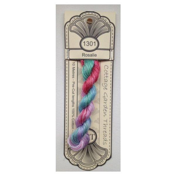 Cottage Garden Threads - 1301 - Rosalie