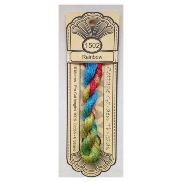 Cottage Garden Threads - 1502 - Rainbow