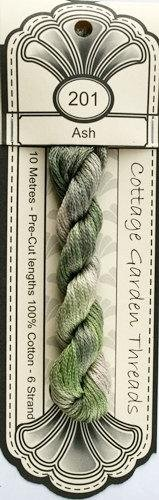 Cottage Garden Threads - 201 - Ash