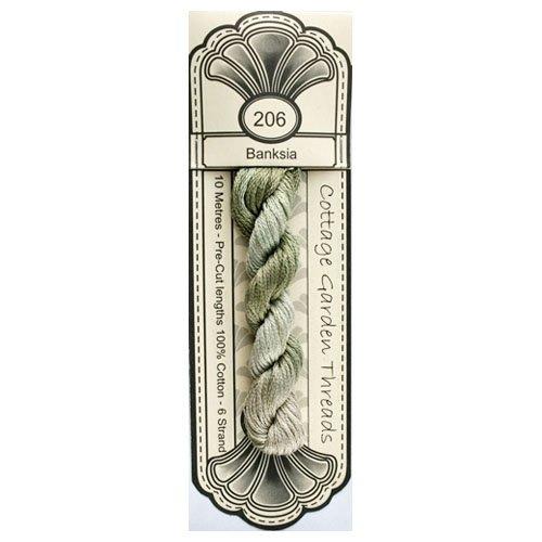 Cottage Garden Threads - 206 - Banksia