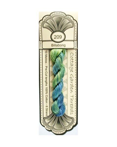 Cottage Garden Threads - 209 - Billabong