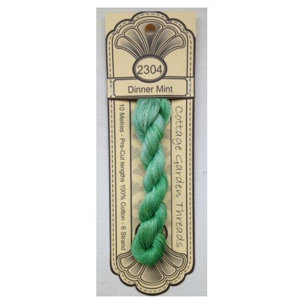 Cottage Garden Threads - 2304 - Dinner Mint