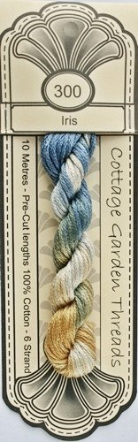 Cottage Garden Threads - 300 - Iris
