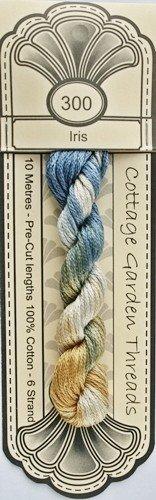 Cottage Garden Threads - 300 - Iris