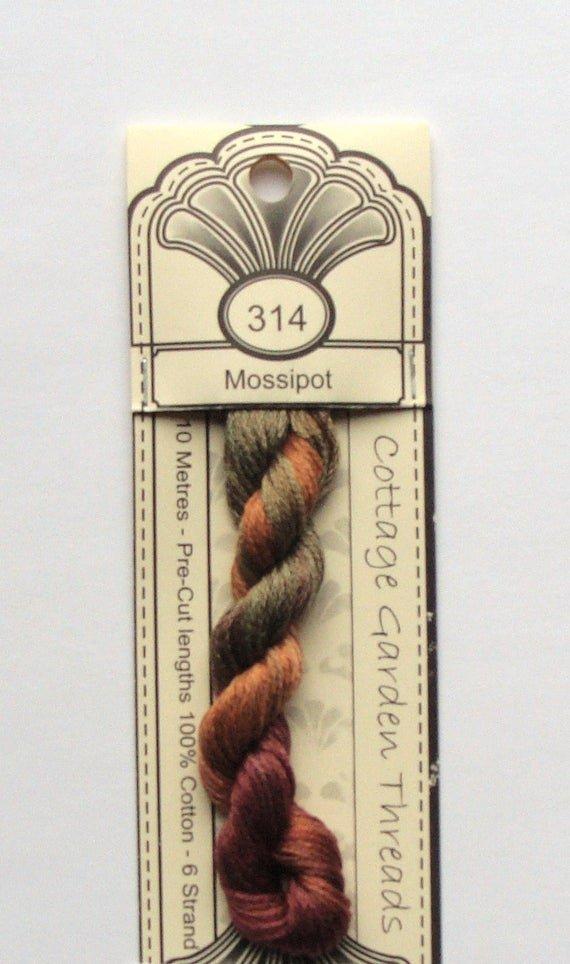 Cottage Garden Threads - 314 - Mossipot