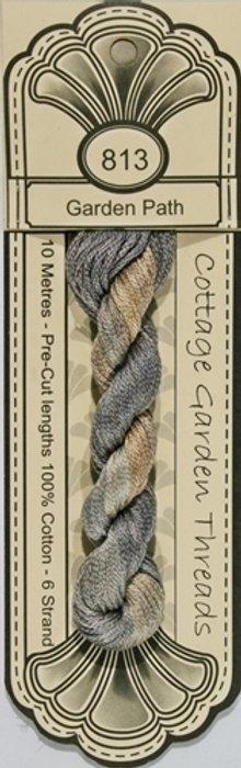 Cottage Garden Threads - 813 - Garden Path