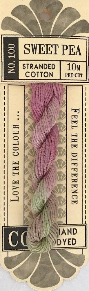 Cottage Garden Threads - 100 - Sweet Pea