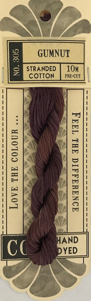 Cottage Garden Threads - 305 - Gumnut