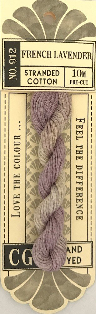 Cottage Garden Threads - 912 - French Lavender