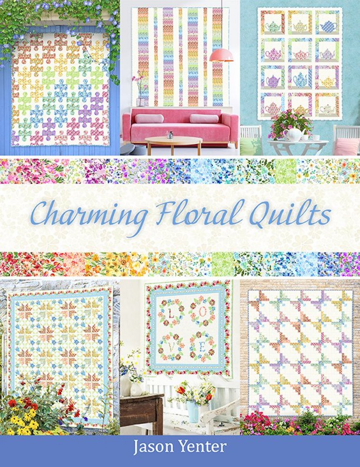 Watercolour Beauty - Floral Quilts Book