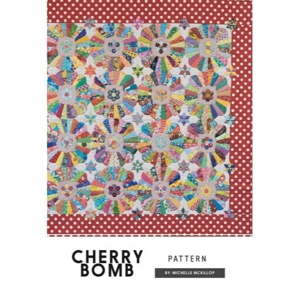 Cherry Bomb Quilt Pattern