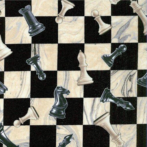 Renaissance Man - Chess Pieces