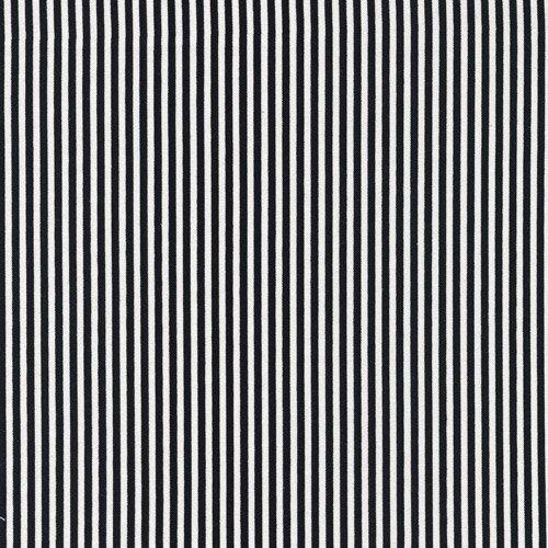 Classique Stripe Black & White
