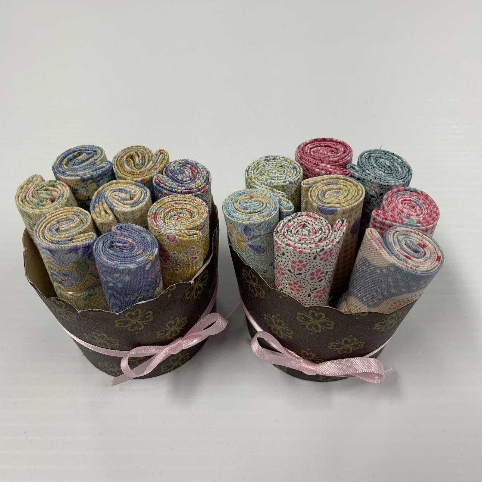 Cupcake Tilda 10 Squares Bundle