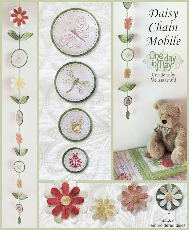 Daisy Chain Mobile Pattern