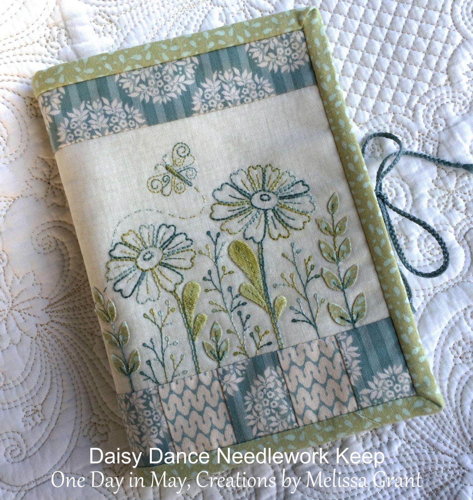 Daisy Dance Needlework Keep Pattern