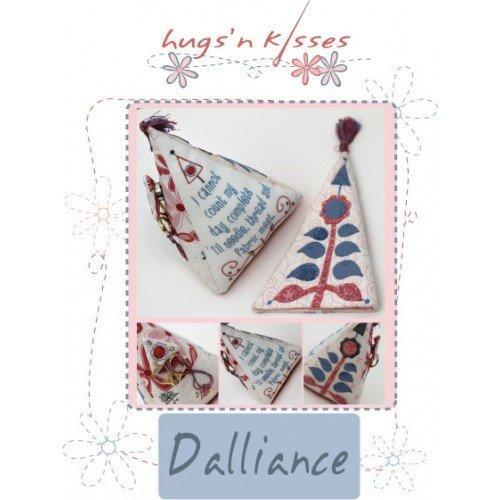 Hugs N Kisses - Dalliance Pattern