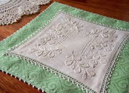 A Doily for Bessie - Pattern