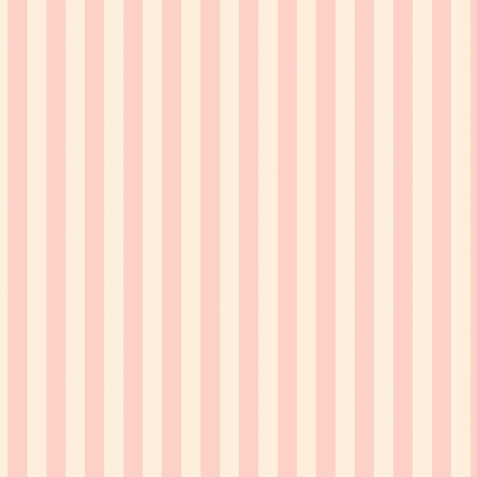 Little Wren Cottage Coordinate - Pink Stripes