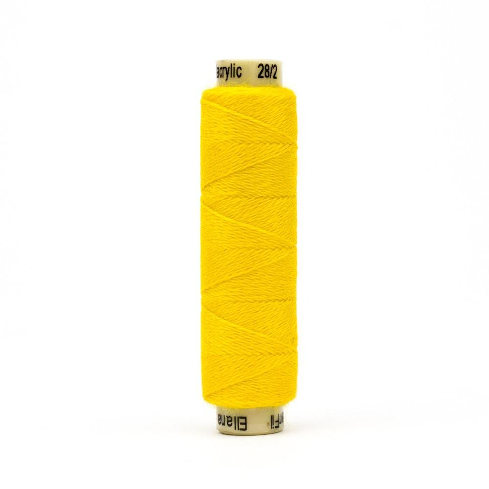 Ellana Wool Thread - EN34 Sun Yellow