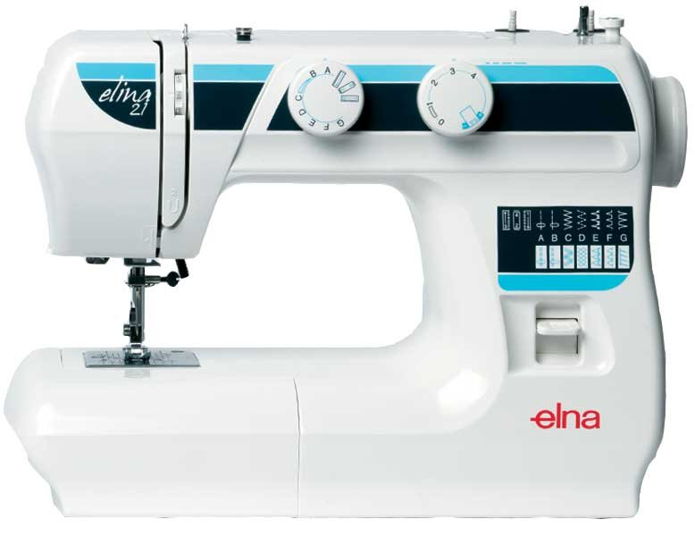 Elna Elina 21 Sewing Machine