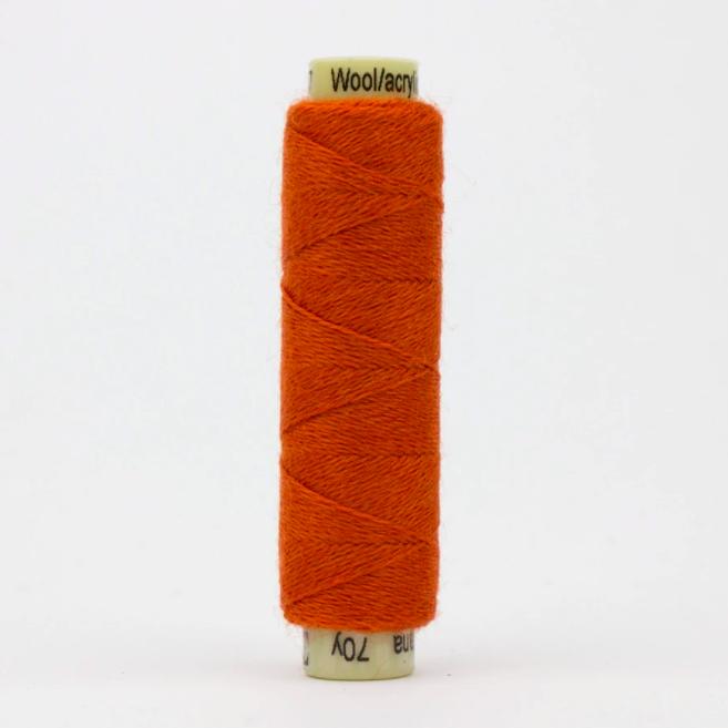 Ellana Wool Thread - EN47 Pumpkin