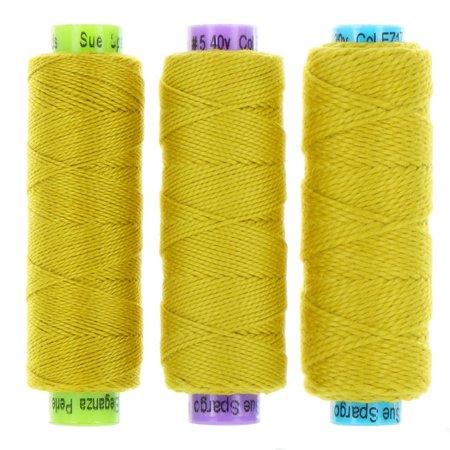 Eleganza Perle 5 Cotton - EZ17 - Lions Mane - copy