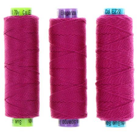 Eleganza Perle 5 Cotton - EZ22 - Fuchsia Fever