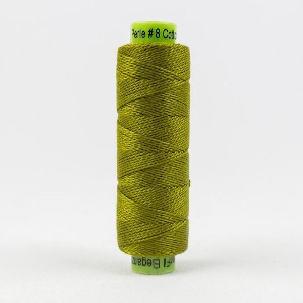 Eleganza Perle 8 Cotton - EZ32 - Bristle Grass