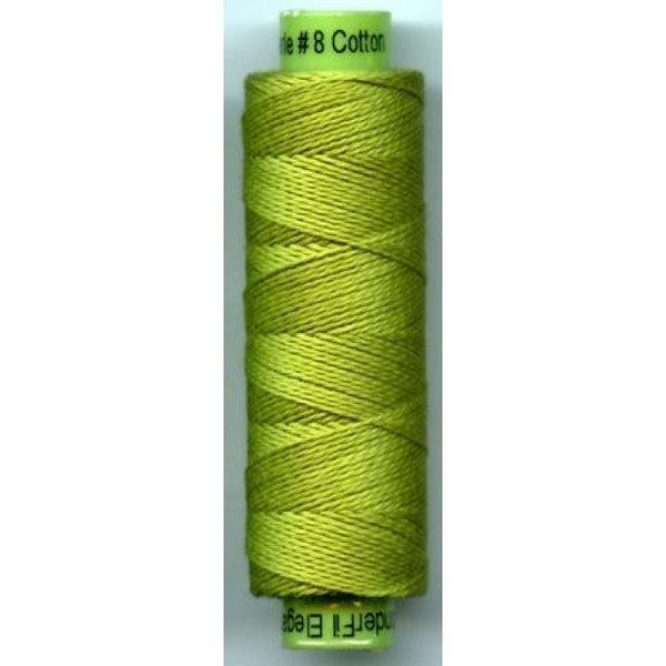 Eleganza Perle 8 Cotton - EZ34 - Tree Frog