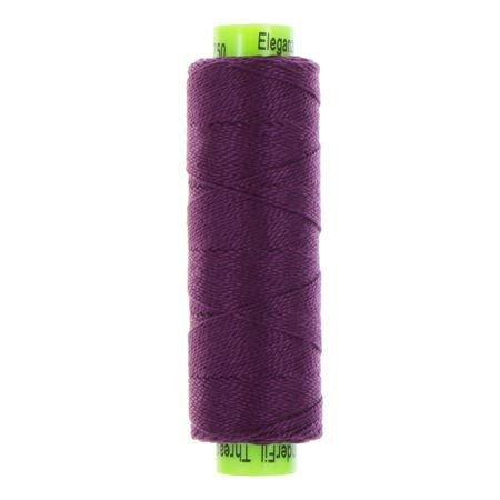 Eleganza Perle 8 Cotton - EZ50 - Plum Parasol